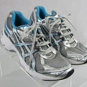 Asics T9F5N Gel-Turbulent Duomax 8 M Blue Sneakers